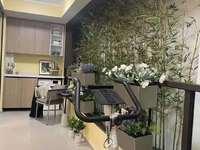 城南高档住宅 全新豪装 南北通 景观楼层 低调的奢华 业主诚售 看房方便