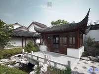 花园占地4亩,不限购不限贷,苏州吴中区苏州园林传世豪宅,纯中式独栋别墅,一手代理