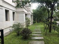花桥新城 一手现房双拼别墅 地上338 地下173花园200