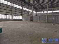 周市厂房 独门独院 占地15亩 国土 层高12米 出租中 年租金45万