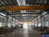 招租 周市 开发区 2200平米独栋 单层一楼标准厂房 丙类消防