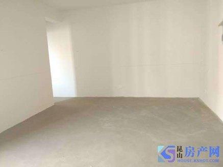 凯迪城毛坯三房出售 两房朝南户型中间层