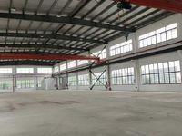 招租;千灯 开发区 2500平米独栋一楼标准厂房 丙类消防