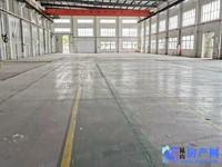 招租;千灯 淞南东路附近 2500平米 独栋一楼标准厂房 丙类消防