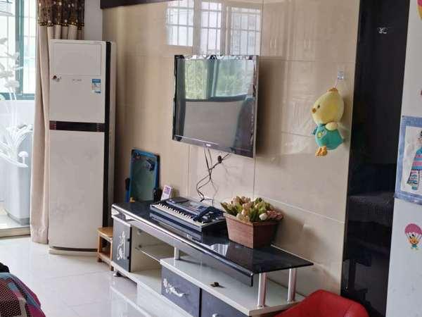 城西湖滨花园黄金楼层,精装2房,2000元/月