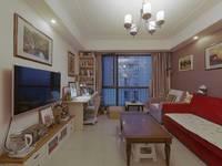 精装两房 中冶昆庭 产权清晰 中间楼层 无贷款 地铁口景观房