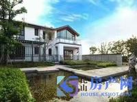 西山太湖岛居独栋别墅,依山傍水,产证395平,花园6百平,70年产权,投资,现房
