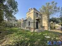 清水湾独栋别墅 小区第排 站在二楼能看见淀山湖 花园朝南