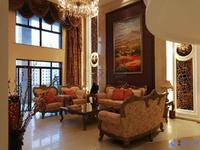 天成佳园空中别墅 400万的豪华装修每一个卧室都是景观房满二 看房随时