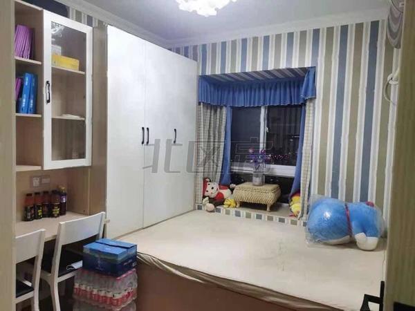 萧林路水岸花园 2室2厅1卫 南北通透 精装 首 次出租