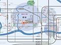 花桥中骏世界城交通图