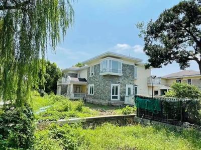 中环内 纯独栋别墅区 唯一一套在售 位置好 房东要回台湾 诚心出售