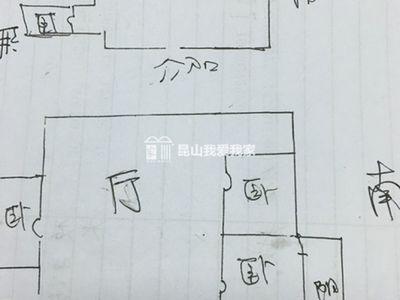 出售圆明东村4室2厅2卫100平米163万住宅