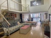 虹桥公寓 挑高复式房 200平 玉峰实验 娄江双校区 195万 近地铁欧尚