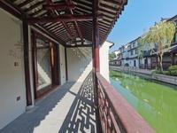 天伦随园 中式园林别墅,豪装400万 小溪流水,连廊小院,气质优雅