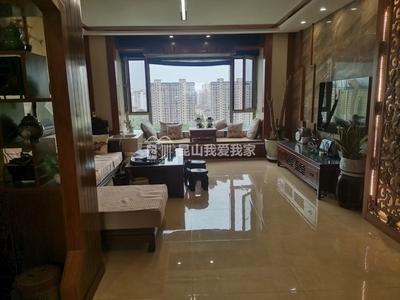 万达边 黄金海岸 豪装150万大平层 全部品牌家电家具 中间楼层 诚心出售