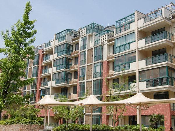 森隆蓝波湾,全新婚房装修,奇缺稀有温馨舒适经典小两房,采光无敌嗷嗷叫
