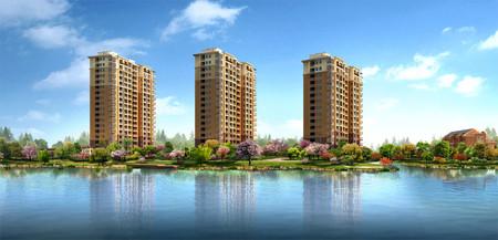 三水萧林 72平正2房 电梯景观层 精装 145万 满2