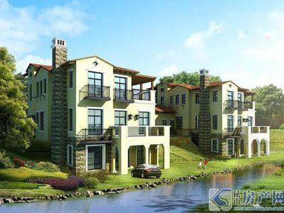 独家代理中,晴碧园目前总价低的一套独栋别墅,花园300平米左右,户型非常棒。
