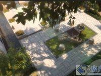 天润尚院 联排别墅 满两年税少 花园80平 地面一层地上两层 有车库 看房方便