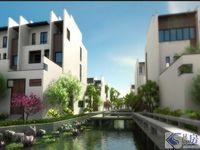 天润尚院户型格局好房 单价1.1万住临水别墅 边套双花园附赠双露台