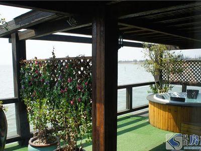 荷玛诗湾合院别墅,四房朝南,一楼父母房,送超大露台,靠近上海
