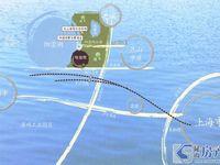 阳澄湖联排别墅,零距离对接苏州,景观房。看房方便