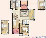 C2型3室2厅2卫约99㎡