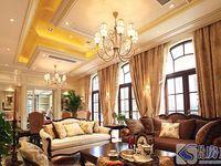 绿城玫瑰园 420平独栋, 低价200万,品牌豪华装修,毛坯价格
