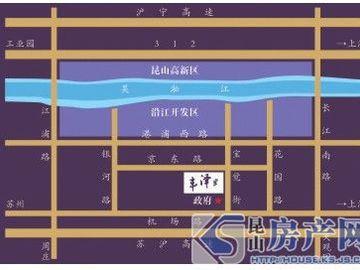 丰泽里花园区位图