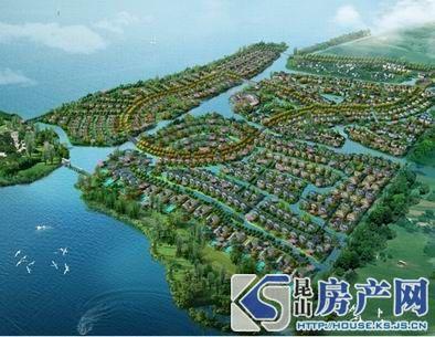 淀山湖畔 淀湖桃源 双拼别墅 花园占地200平 业主诚心出售