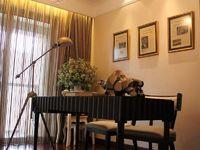 黄金海岸 精装南北通透大3房 景观楼层 采光好 家电家具全送带中央空调和地暖