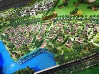 阳澄湖半岛的纯别墅区,这套目前小区总价低699万的联排别墅现房地上3层地下1层