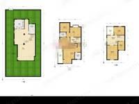 金色港湾:别墅214平米1200万、看房有钥匙